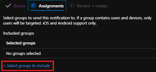 Custom notifications 3