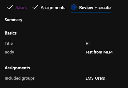 Custom notifications 4